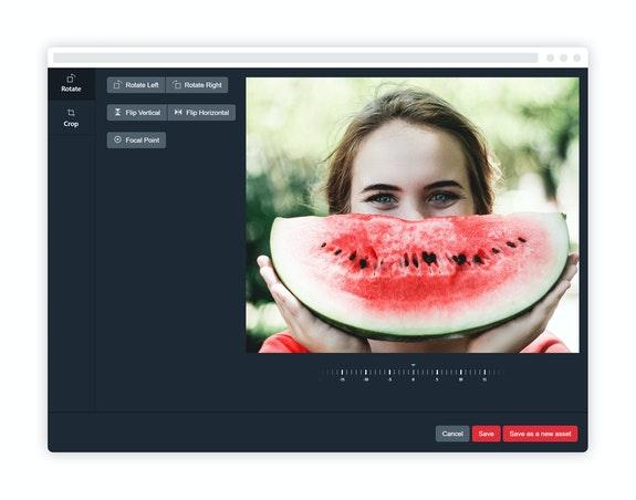Maak CMS 3 beeld- en fotobewerking