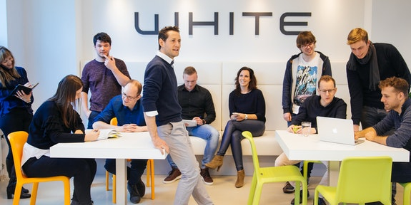 WHITE Internetbureau - Team