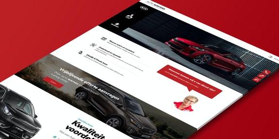 Auto Winters Website Craft CMS Single Header