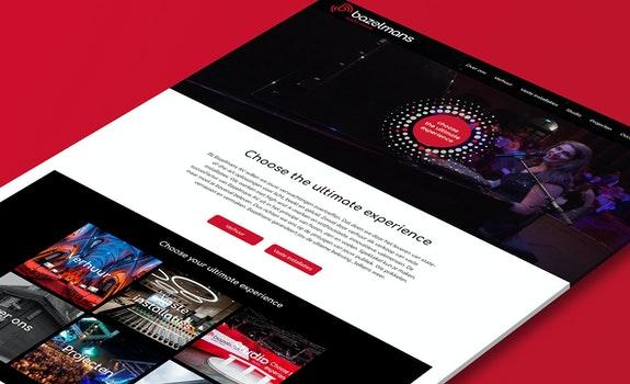 Bazelmans AV - Website - Craft CMS - Header