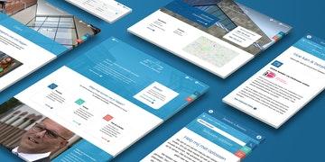 Janssen & Janssen - Corporate website - case - Header
