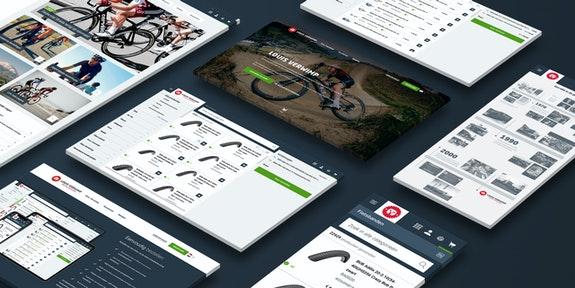 Louis Verwimp - B2B e-commerce portal - case - Banner