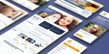 Stichting Oosterpoort - Website - header