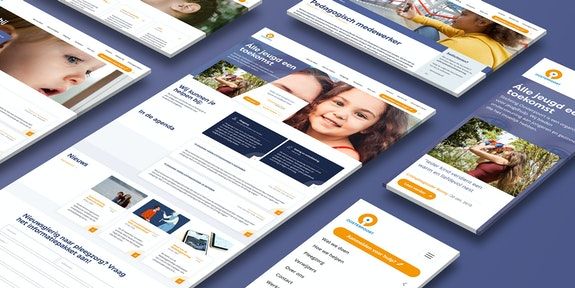 Oosterpoort Foundation - Website Oosterpoort case header