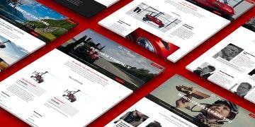 PAL-V - Meertalige corporate website - Craft CMS project - Header