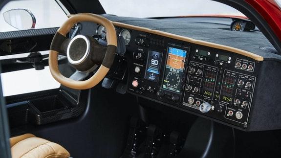 Website PAL-V - Craft CMS project - Cockpit