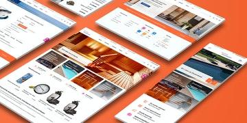 Sauna's & Zwembaden - Webshop - case - Header