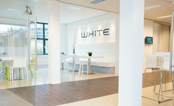 WHITE Digital Agency - Office
